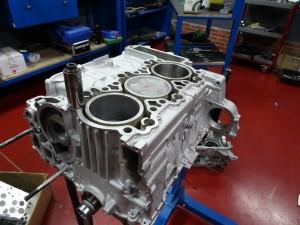 reparar motor porsche